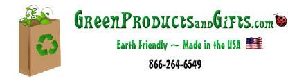 green products green gifts made in the usa
