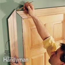 How To Trim Windows Interior Interior Trim Work Basics Family Handyman