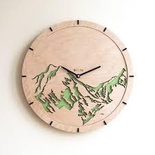 Modern Wall Clock Best 25 Modern Wall Clocks Ideas On Pinterest Clocks Wooden