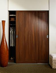 Sliding Closet Doors Wood Sliding Wood Doors Closet Recherche Bedroom Pinterest