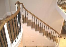 Stair Banisters Uk Balustrades And Handrails Including Stair Spindles Diy Doctor