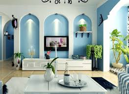 Modern Mediterranean Interior Design Brighten Up The Home With Mediterranean Living Room Ideas