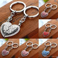 cheap mothers day rings fashion keychains s day drill mood