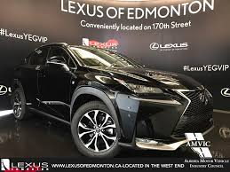lexus of edmonton careers certified pre owned 2017 lexus nx 200t demo unit f sport series