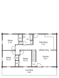 homes floor plans 24 x 40 home plan