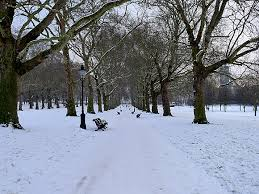 green park and hyde park in the snow dec 2010 urban75