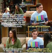 Big Bang Theory Birthday Meme - 25 best memes about disappoint disappoint memes