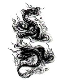 46 best black chinese tattoos images on pinterest tattoo designs