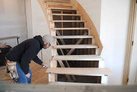 Plywood Stairs Design Curved Stairs Part Two Thisiscarpentry