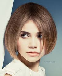 short hairstyles chin length texture bob haircut trik in chin