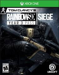 siege xbox one tom clancy s rainbow six siege year 3 pass digital