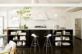 kitchen black white kitchen ideas features black kitchen cabinet black white kitchen ideas features white kitchen and black island breakfast bar with bookacase white countertop