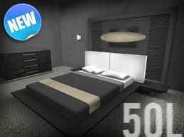 Bed Set Sale Second Marketplace Modern Oceana Modern Bedroom Set Sale