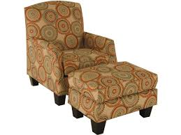 ottoman and accent chair chairs america accent chairs and ottomans transitional chair and