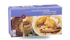 cuisiner un couscous couscous royal surgelés cuisine évasion picard