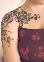 beauty and bridal tattoos for girls tattoos on collar bone for girls
