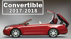 convertible cars best 10 convertible cars 2017 2018 buying guide cars 2018 youtube