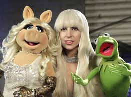 gaga and the muppets fail to bring in ratings with