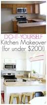 Diy Kitchen Makeover Ideas Mallory U0027s White Kitchen Makeover Reveal Classy Clutter