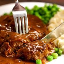 cuisine steak amazing salisbury steak recipe