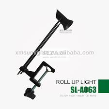 art show display lighting rgb led arm spotlight flexible arm led gooseneck work light rgb led