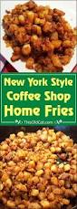 new york style coffee shop home fries greasy spoon fried potatoes