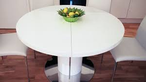 modern circular dining table round extendable dining table design beautifauxcreations com