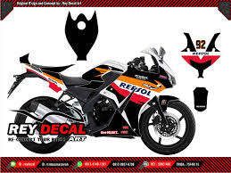 cbr 150cc sticker decal cbr 150r lokal u003cbr u003erepsol reydecal com decal