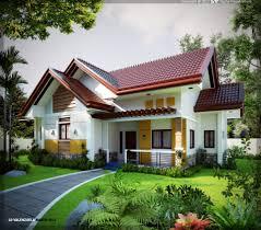 elegant contemporary single storey house amazing architecture
