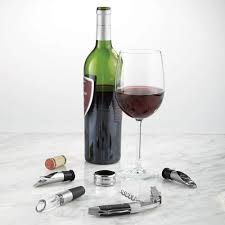 wine gift sets classic wine gift set at brookstone buy now