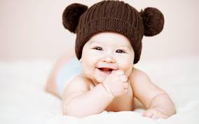 cute babies with smile wallpaper full hd