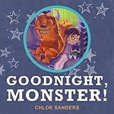 books kids goodnight monster children u0027s book boy