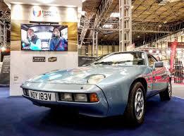 1979 porsche 928 the classic motor show extravaganza footman james