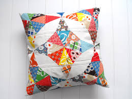 Cushion Covers For Sofa Pillows by Make Your Own Fun Quilted Throw Pillows