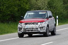 lifted range rover 2017 range rover sport to get a revised nose autocar