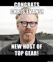 Top Gear Memes - grats chris evans meme on imgur
