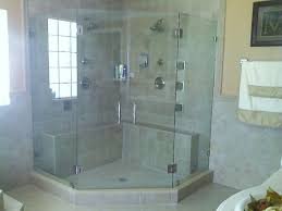 Angled Glass Shower Doors Neo Angle Shower Door Glass Frameless Door Stair Design