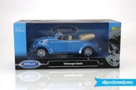 volkswagen vintage cars volkswagen beetle convertible vw bug classic 1 24 scale die cast