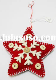 free felt ornament patterns felt ornaments
