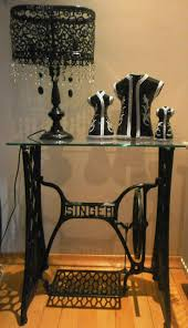 sewing machine table ideas best 25 singer sewing tables ideas on pinterest old sewing