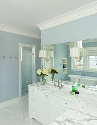 Blue Lace Benjamin Moore Walls Are Benjamin Moore Breath Of Fresh Air 806 And I Think The
