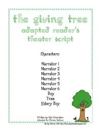 this reader s theater script has been adapted from shel