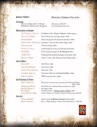 Example Of Resume Doc by Art Resume Template Resume Planner And Letter Template Artist
