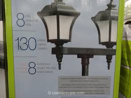 Solar Lantern Lights Costco - outdoor post lights costco trend pixelmari com