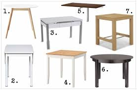 table de cuisine ikea bois tables ikea rallonges console tables console table ikea canada