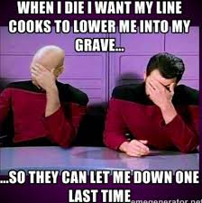 Cold Shoulder Meme - only a true chef will laugh at all 28 of these memes
