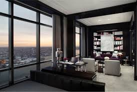 Trump House Inside Trump World Tower Modern Penthouse Idesignarch Interior Design