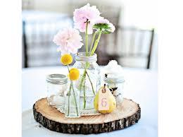 centre de table mariage fait maison mariage chêtre décoration