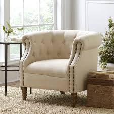 Tufted Arm Chair Design Ideas Harlow Tufted Arm Chair Design Ideas For Dubrava Pinterest