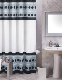 Fabric Shower Curtains With Matching Window Curtains Carnation Home Fashions Inc Fabric Shower Curtains